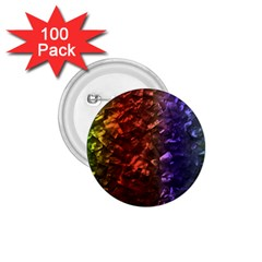 Multi Color Magical Unicorn Rainbow Shimmering Mother of Pearl 1.75  Buttons (100 pack)