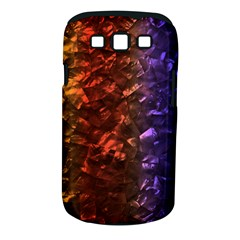 Multi Color Magical Unicorn Rainbow Shimmering Mother of Pearl Samsung Galaxy S III Classic Hardshell Case (PC+Silicone)