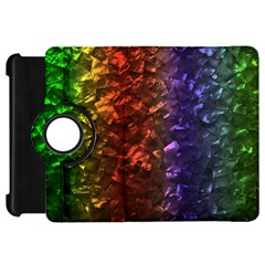 Multi Color Magical Unicorn Rainbow Shimmering Mother of Pearl Kindle Fire HD 7