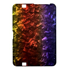 Multi Color Magical Unicorn Rainbow Shimmering Mother of Pearl Kindle Fire HD 8.9