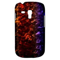 Multi Color Magical Unicorn Rainbow Shimmering Mother of Pearl Galaxy S3 Mini