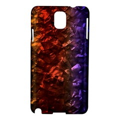 Multi Color Magical Unicorn Rainbow Shimmering Mother of Pearl Samsung Galaxy Note 3 N9005 Hardshell Case