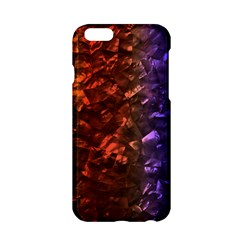 Multi Color Magical Unicorn Rainbow Shimmering Mother of Pearl Apple iPhone 6/6S Hardshell Case