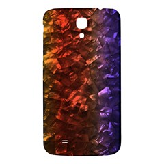 Multi Color Magical Unicorn Rainbow Shimmering Mother of Pearl Samsung Galaxy Mega I9200 Hardshell Back Case
