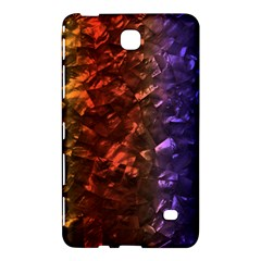 Multi Color Magical Unicorn Rainbow Shimmering Mother of Pearl Samsung Galaxy Tab 4 (7 ) Hardshell Case