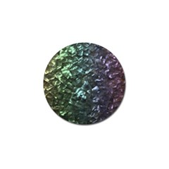 Natural Shimmering Mother of Pearl Nacre  Golf Ball Marker (10 pack)