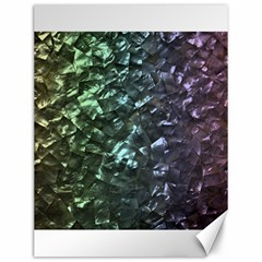 Natural Shimmering Mother of Pearl Nacre  Canvas 12  x 16