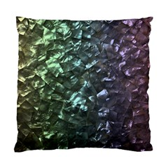 Natural Shimmering Mother of Pearl Nacre  Standard Cushion Case (Two Sides)