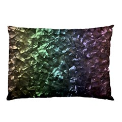 Natural Shimmering Mother of Pearl Nacre  Pillow Case