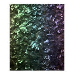 Natural Shimmering Mother of Pearl Nacre  Shower Curtain 60  x 72  (Medium)