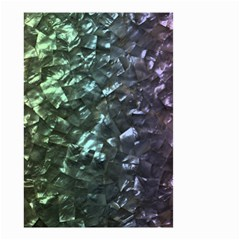 Natural Shimmering Mother of Pearl Nacre  Small Garden Flag (Two Sides)