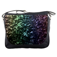 Natural Shimmering Mother of Pearl Nacre  Messenger Bags