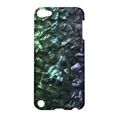 Natural Shimmering Mother of Pearl Nacre  Apple iPod Touch 5 Hardshell Case