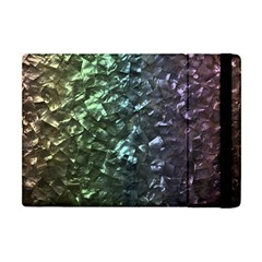 Natural Shimmering Mother of Pearl Nacre  Apple iPad Mini Flip Case