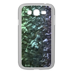 Natural Shimmering Mother of Pearl Nacre  Samsung Galaxy Grand DUOS I9082 Case (White)