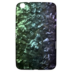 Natural Shimmering Mother of Pearl Nacre  Samsung Galaxy Tab 3 (8 ) T3100 Hardshell Case