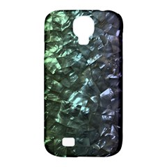 Natural Shimmering Mother of Pearl Nacre  Samsung Galaxy S4 Classic Hardshell Case (PC+Silicone)