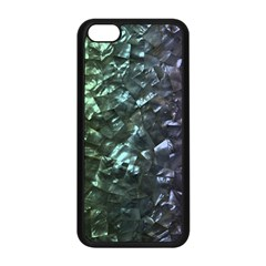 Natural Shimmering Mother of Pearl Nacre  Apple iPhone 5C Seamless Case (Black)