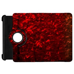 Hawaiian Red Hot Lava Mother of Pearl Nacre  Kindle Fire HD 7
