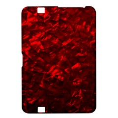 Hawaiian Red Hot Lava Mother Of Pearl Nacre  Kindle Fire Hd 8 9