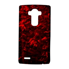 Hawaiian Red Hot Lava Mother of Pearl Nacre  LG G4 Hardshell Case