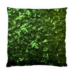 Bright Jade Green Jewelry Mother of Pearl Standard Cushion Case (One Side)
