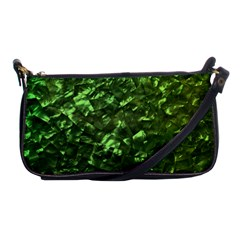 Bright Jade Green Jewelry Mother of Pearl Shoulder Clutch Bags