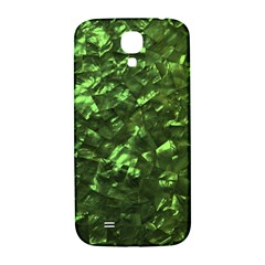 Bright Jade Green Jewelry Mother of Pearl Samsung Galaxy S4 I9500/I9505  Hardshell Back Case