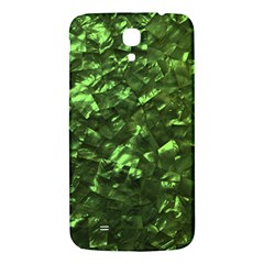 Bright Jade Green Jewelry Mother of Pearl Samsung Galaxy Mega I9200 Hardshell Back Case