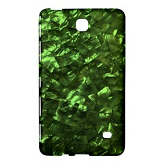 Bright Jade Green Jewelry Mother of Pearl Samsung Galaxy Tab 4 (8 ) Hardshell Case