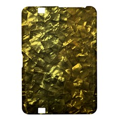 Bright Gold Mother of Pearl Nacre Pattern Kindle Fire HD 8.9