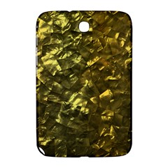 Bright Gold Mother of Pearl Nacre Pattern Samsung Galaxy Note 8.0 N5100 Hardshell Case