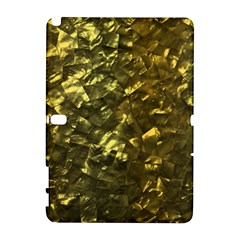 Bright Gold Mother of Pearl Nacre Pattern Galaxy Note 1