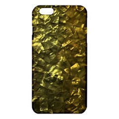Bright Gold Mother of Pearl Nacre Pattern iPhone 6 Plus/6S Plus TPU Case