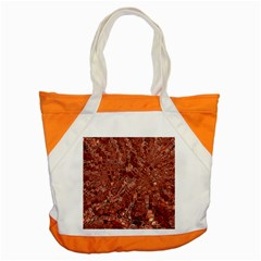 Melting Swirl A Accent Tote Bag