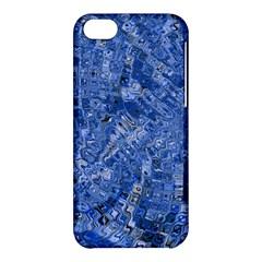 Melting Swirl C Apple iPhone 5C Hardshell Case