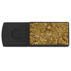 Melting Swirl E USB Flash Drive Rectangular (1 GB)