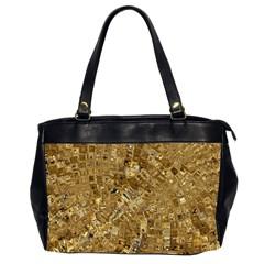 Melting Swirl E Office Handbags (2 Sides)