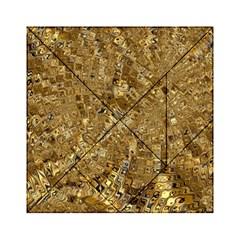 Melting Swirl E Acrylic Tangram Puzzle (6  x 6 )