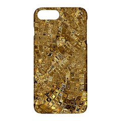 Melting Swirl E Apple iPhone 7 Plus Hardshell Case