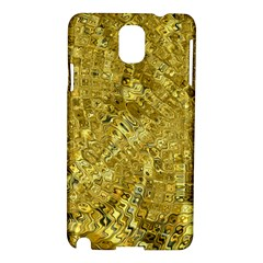 Melting Swirl F Samsung Galaxy Note 3 N9005 Hardshell Case