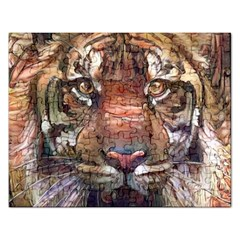 Kb Tiger Jigsaw Puzzle (rectangle)