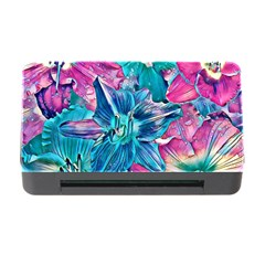 Wonderful Floral 22b Memory Card Reader With Cf
