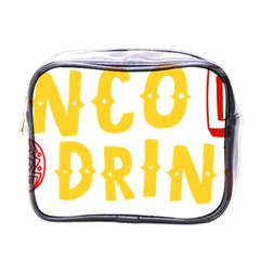 Cinco De Drinko Mini Toiletries Bags