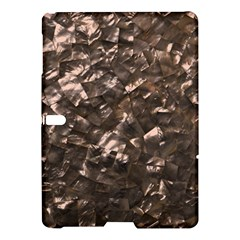 Glitter Rose Gold Shimmering Mother Of Pearl Nacre Samsung Galaxy Tab S (10 5 ) Hardshell Case