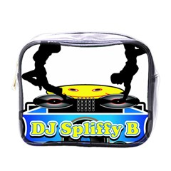 Dj Logo Transparent Mini Toiletries Bags