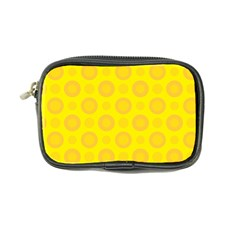 Cheese Background Coin Purse