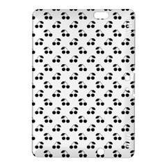 Black Cherries On White  Kindle Fire HDX 8.9  Hardshell Case