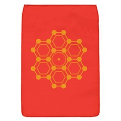 Pentagon Cells Chemistry Yellow Flap Covers (s)