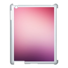 Background Blurry Template Pattern Apple Ipad 3/4 Case (white)